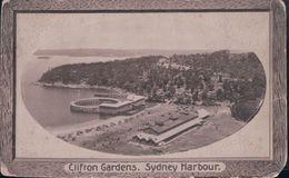 Clifton Gardens Sydney Harbour (1917) - Sydney