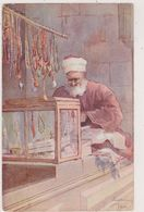 Marchand De Chapelets Turcs,vendor Of Turkish Chaplets,istambul,bysance ,constantin,edition Art,orient,ROCHAT,turquie - Turquie