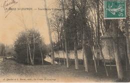 27 - LA CROIX SAINT LEUFROY - Tourelle Du Château - Frankreich