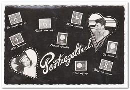 Nederland, Postzegeltaal - Postzegels (afbeeldingen)