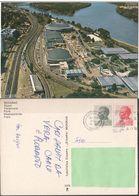 Serbia Fiera Di Belgrado - Beograd Fairground - Veduta Aerea Panorama - Serbia