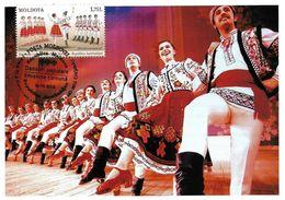 2015 - FOLK DANCES FROM MOLDOVA - Moldawien (Moldau)