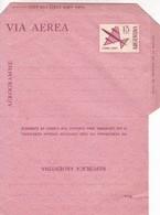 AEROGRAMMA AEROGRAMME ARGENTINA POSTAL STATIONERY-TBE-BLEUP - Poste Aérienne