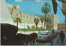 Libya/Libia/Libye Tripoli The Castle Via Yugoslavia.nice Mix Stamps - Libya