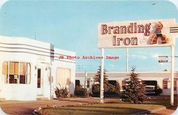 279115-Wyoming, Laramie, Branding Iron Auto Lodge, Sanborn By Dexter Press No 5081-B - Laramie