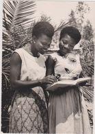 étudiante Dahomey,soeurs Missionnaires De N D  Des Apotres,vénissieux Rhone,rare,mama Future,femme,soeur,CARTE PHOTO - Benin