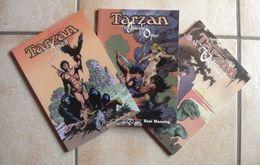 Tarzan - Complete Series, 3 Numbers - Dark Horse Comics - Russ Manning - 1999 - Neufs - Books, Magazines, Comics