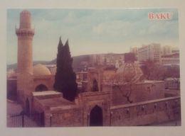 AZERBAIJAN-BAKU,THE ENSEMBLE OF SHIRVANSHAHS PALACE - Azerbaiyan