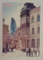 AZERBAIJAN-BAKU,LANES OF THE OLD CITY - Azerbaiyan