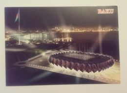 AZERBAIJAN-BAKU,BAKU CRYSTAL HALL,EUROVISION 2012 - Azerbaïjan