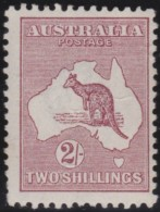 Australia   .    SG   .   41  .   Wm  Narrow Crown        **   .      MNH   .   /   .    Postfris - 1913-48 Kangaroos