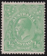 Australia   .    SG   .     48    .      Wm  Large  Multiple Crown   .    **    .      MNH   .   /   .    Postfris - 1913-36 George V : Hoofden