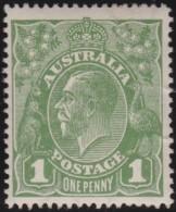 Australia   .    SG   .     82   .      Wm  Large  Multiple Crown   .    **    .      MNH   .   /   .    Postfris - 1913-36 George V : Hoofden