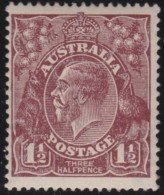 Australia   .    SG   .     52    .      Wm  Large  Multiple Crown   .    **    .      MNH   .   /   .    Postfris - 1913-36 George V : Hoofden