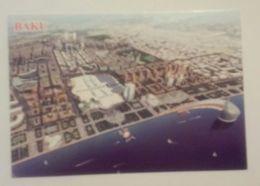 AZERBAIJAN-BAKU,WHITE CITY,NEAR FUTURE OF BAKU - Azerbaiyan