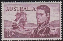 Australia   .    SG   .     358a  White Paper     .        **    .      MNH   .   /   .    Postfris - 1952-65 Elizabeth II : Pre-Decimals