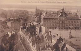 BELGIQUE. ANVERS. VUE PANORAMA DE L'ESCAUT, L'HOTEL DE VILLE ET CANAL AU SUCRE.-TBE-BLEUP - Antwerpen