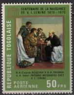TOGO - Centenaire De La Naissance De Lénine Poste Aérienne - Togo (1960-...)