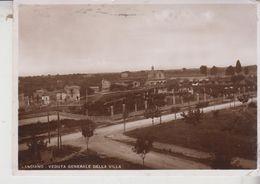 Lanciano Chieti Veduta Generale Della Villa Seppia Fotografica 1941 - Chieti