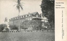 SIERRA LEONE FOURAH BAY COLLEGE - Sierra Leone