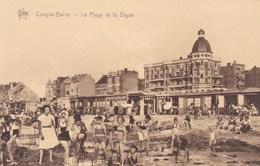 Koksijde, Coxyde Bains, La Plage Et La Digue (pk45162) - Koksijde