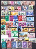 Rep. Rwandaise Kleine Verzameling **/G, Zeer Mooi Lot 4043 - Timbres