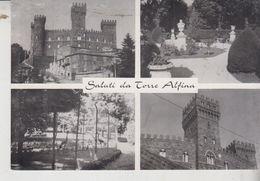 Torre Alfina Viterbo Saluti Vedute - Viterbo