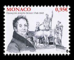 Monaco 2018 Mih. 3390 Sculptor Francois-Joseph Bosio MNH ** - Monaco