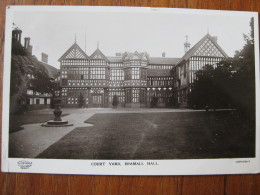 Court Yard, Bramhall Hall, Cheshire (RP) - Posted 1913 - Andere