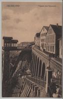 Helgoland - Treppe Und Fahrstuhl - Helgoland