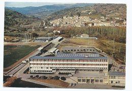 CPM 04 Sainte Tulle Ecole De Métier Electricité De France Vue Aérienne De L' Internat Et Du Stade -  Voyagée 1971 - Flam - Non Classificati