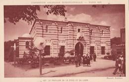 Lot De 3 CP De L'exposition Coloniale De 1931 Pavillons  Syrie Et Liban, Levant  Ed  Braun - Exhibitions
