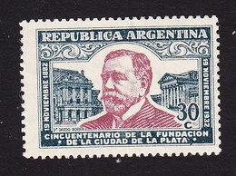 Argentina, Scott #413, Mint Hinged, Rocha, Issued 1933 - Argentina