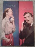 San Valentino - Innamorati - Il Mio Amore Per Te Non Conosce Distanza Anche Se Lontano Mi Vuoi Sempre Bene 1968 - San Valentino