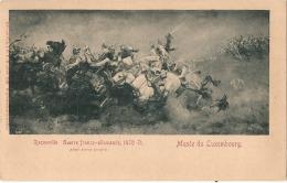 *** 75  ***  PARIS  -  Musée Du Luxembourg - Rezonville Guerre Franco Allemande 1870 -neuf Excellent état - Peintures & Tableaux