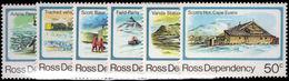 Ross Dependency 1982 Set Unmounted Mint. - Ross Dependency (New Zealand)