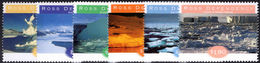 Ross Dependency 1998 Ice Formations Unmounted Mint. - Unused Stamps