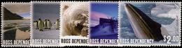 Ross Dependency 2005 Photography In Antarctica Unmounted Mint. - Unused Stamps