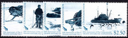 Ross Dependency 2007 Trans-Antarctic Expedition Unmounted Mint. - Unused Stamps