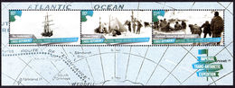 Ross Dependency 2015 Imperial Trans-Antarctic Expedition Souvenir Sheet Unmounted Mint. - Unused Stamps