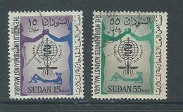 Sudan 1962 WHO Malaria Eradication Set 2 FU - Sudan (1954-...)