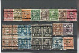 50658 ) Collection Precancel - United States