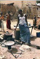 Senegal Preparation Du Repas 1982 CPM Ou CPSM - Sénégal