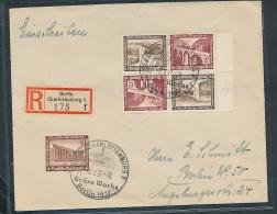D.-Reich Beleg- Berlin   (ze7950  ) Siehe Scan - Storia Postale