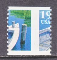 U.S.  2529     **   MIS-PERF  CANOE - Errors, Freaks & Oddities (EFOs)