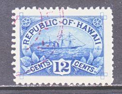 HAWAII  78   (o) - Hawaii