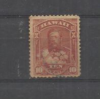 IVERT Nº36 1863 - Hawaii