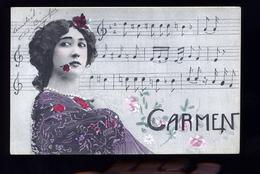 CARMEN - Artistes