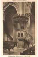 CPA N°20919 - LA CATHEDRALE DE LAUSANNE XIIIe SIECLE - LA CHAIRE DE 1663 - VD Waadt