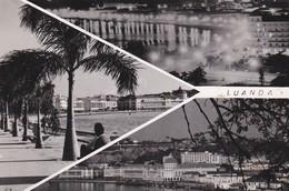 CPSM 9X14 . ANGOLA . Multi-vues LUANDA - Angola
